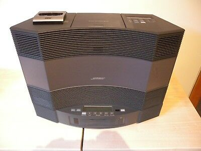 Bose Acoustic Wave Music System II with 5 CD Changer & iPod Dock