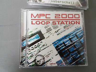 MPC 2000 Loopstation CD