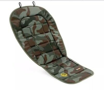 SALE! Limited Bugaboo by Diesel seat liner camouflage insert EXCELLENT and RARE!