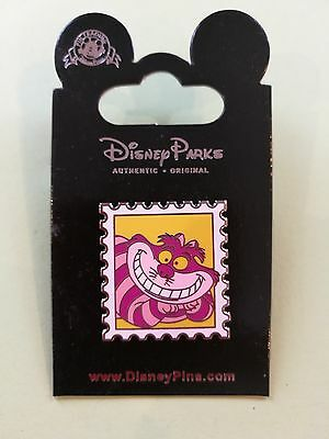 Disney Trading pins Cheshire cat stamp