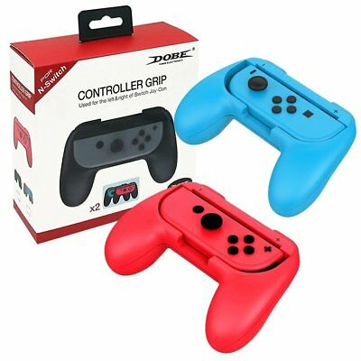 2-Pack For Nintendo Switch Joy-Con Grips Kit Controller Handle Handheld Holder B