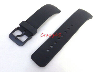 Genuine OEM Samsung Gear S2 Band Replacement Strap Small Dark Grey For SM-R720