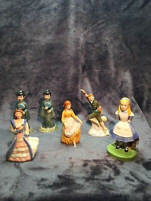 Cinderella, Beauty, Peter Pan, Alice And Children Of The World Japanese Girl