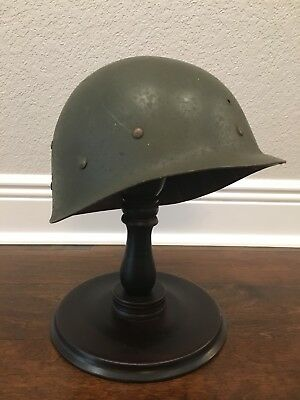 US Army WW2 Korean War M1 Helmet Liner Sweatband CAPAC 1952 Dtd All Original M1C