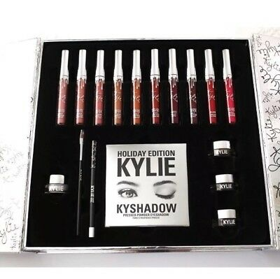 KYLIE JENNER Holiday Edition Set - Brand New.