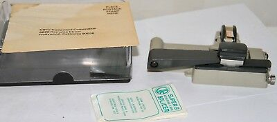 Ciro Super 8mm Adhesive Tape Splicer Mint In Box Made In Italy