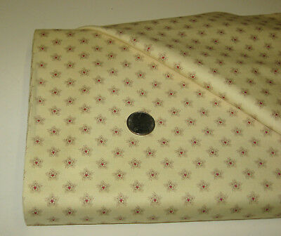 Marcus quilt-craft fabric Antique Cottons 2 yds (1735-142) 18th-19th century