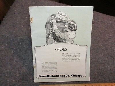 Vintage Catalog/1920/sears,roebuck And Co.chicago/great Women's,men's,children's