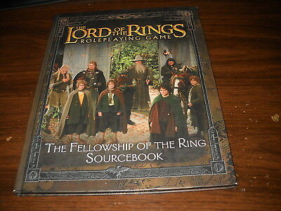 Decipher: The Lord of the Rings Roleplaying Game: The Fellowship of the Ring