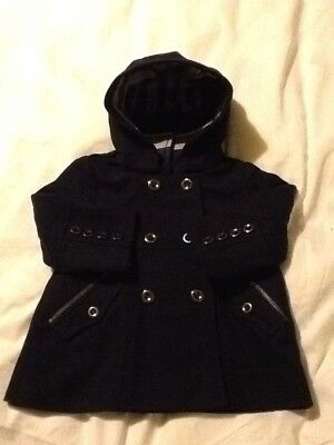 Baby Burberry Coat Aged 12 Months