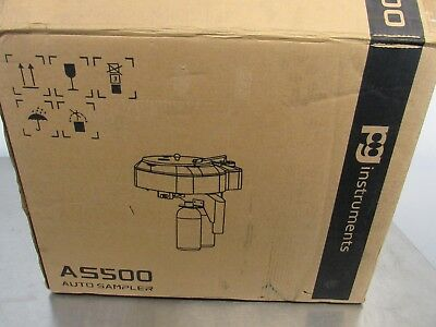 PG Instruments AA500 AS500 Auto Sampler