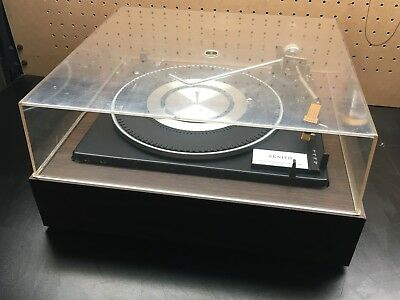 Zenith Stereo 33 45 78 Turntable Record Player (Tested & Works Great)