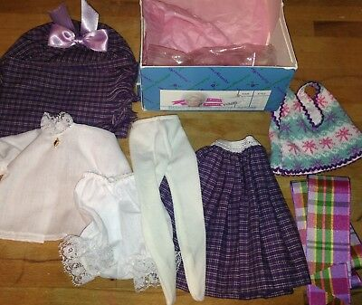 Madame Alexander ANNE OF GREEN GABLES Doll Outfit DIANA'S SCHOOL OUTFIT #261508