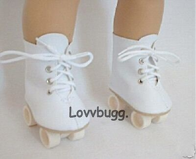 """Roller Skates for 18"""" American Girl Doll Shoes Clothes  Wow Widest Selection"""