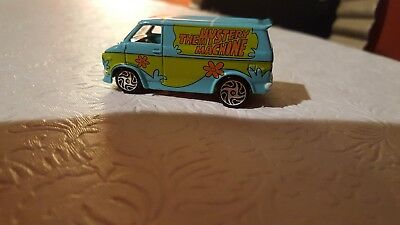1999 Racing Champions 75 Chevy Van Hanna Barbarra Mystery Machine Scooby Doo