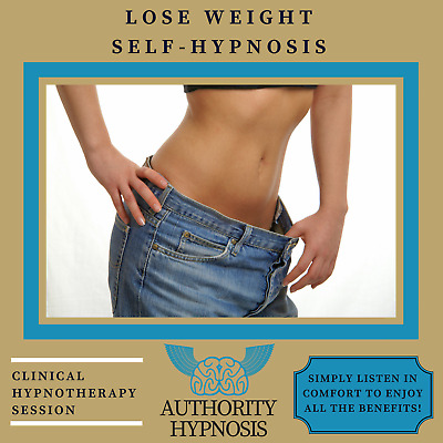 LOSE WEIGHT With Self Hypnosis - Get Fit Fast & Stay Slim, Enjoy Eating Healthy