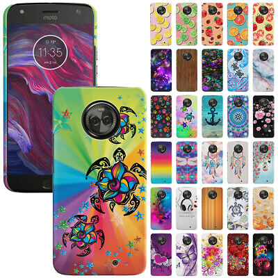 "For Motorola Moto X4 / Moto X 4th Gen 2017 5.2"" Protector Hard Back Case Cover"