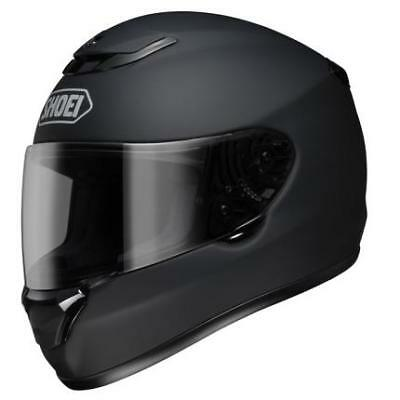 Shoei TZ-X Plain Matte Black Helmet SIZE SMALL 55-56 CM PN 1109051
