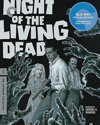 Night of the Living Dead The Criterion Collection (Blu-ray)