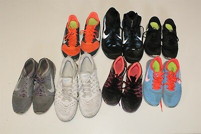 NIKE Lot Wholesale Used Shoes Rehab Resale Various Size Collection dPhT