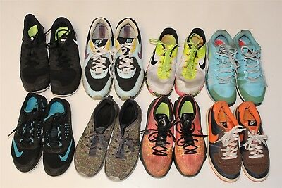 NIKE Lot Wholesale Used Shoes Rehab Resale Sneaker Collection cuJ