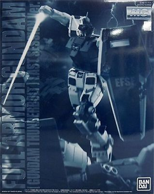 MG Full Armor Gundam Thunderbolt Last Session 1/100 model kit P-Bandai Exclusive