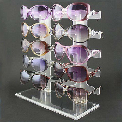 New Sunglasses Rack Sunglasses Holder Glasses Display Stand Hot POP