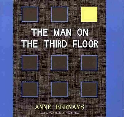 The Man on the Third Floor by Anne Bernays (English) Compact Disc Book