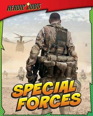 Special Forces (Heroic Jobs) by Labrecque, Ellen Book The Cheap Fast Free Post