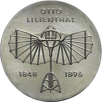 45597) 5 Mark 1973, Otto Lilienthal, J. 1546, st
