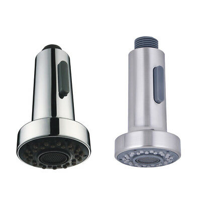 Pull Out 2 Settings Kitchen Sink Faucet Basin Mixer Tap Spray Head Replacement