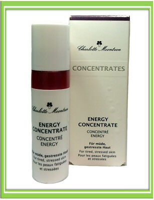 Charlotte Meentzen Energy Concentrate Lotion Ampulle Kur Maske Hyaluron Anti Age