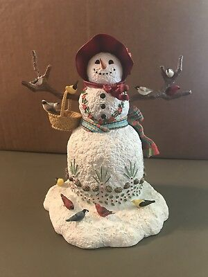 Lenox - A Winter Visit- new in box