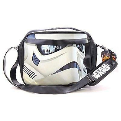 Star Wars Storm Trooper Army Sac À Bandoulière (Noir)