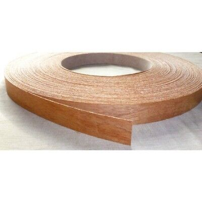 Wood Veneer Edgebanding Edge Banding Tape Pre Glued 7 8 X 25