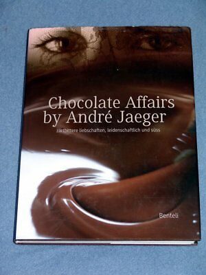 Chocolate Affairs by André Jaeger 1010 Konditorei Haut Patisserie