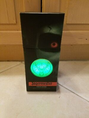 Jagermeister Stag - O - Lantern Collectible Jager Box Halloween