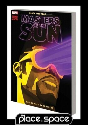 Black Eyed Peas Presents Masters Sun Zombies Chronicles  - Hardcover