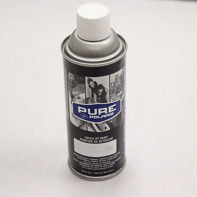 2012 OEM Polaris Ranger 800 XP Pearl White Touch-up Spray Paint 10 Oz Can
