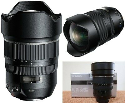 Tamron Zoom Wide-Angle Lens SP 15-30mm F/2.8 for Canon Digital Camera Di VC USD