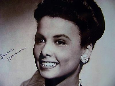 *lena Horne 8X10 B&w Photo W/coa(Stormy Weather) Nice*