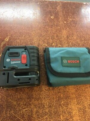 Bosch GPL 5 Professional Laser Level with soft case Free shipping
