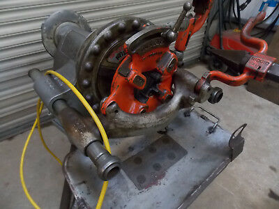 Ridgid 300 Threading machine 110v