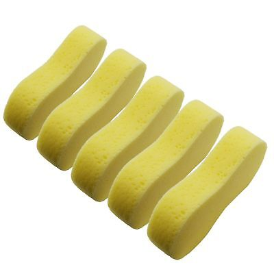 Large-Yellow-Multipurpose-Car-Household-Cleaning Heavy Duty Sponge Soft