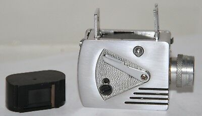 Minute 16 Sub Miniature Camera Made By Universal In The USA + Cartridge 1949