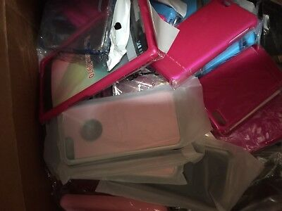 X100 Cell Phone Case Covers Protectors 100 Wholesale Lot Apple Samsung Ect