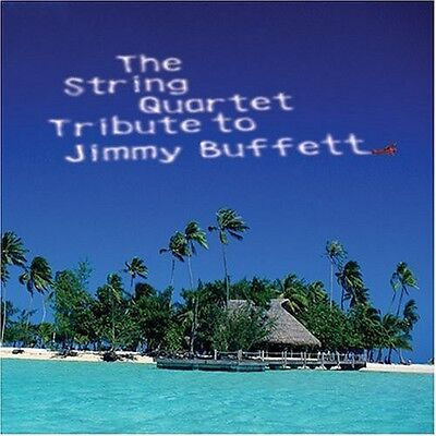 Various Artists - String Quartet to Jimmy Buffett / Various [New CD]