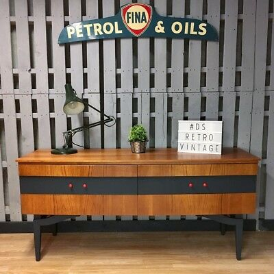 Gorgeous Vintage Retro Teak Sideboard Drawers Mid Century G Plan Era