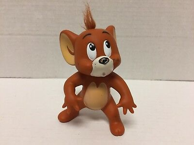 Vintage 1993 T.E.C. Jerry Figure From Tom & Jerry Cartoon Series HTF GC