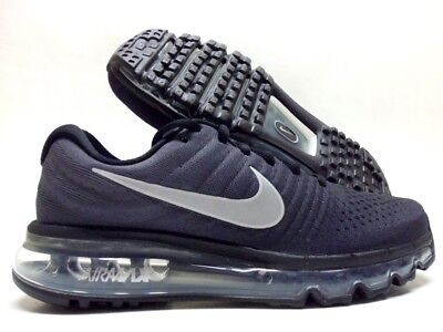Nike Air Max 2017 (Gs) Black/white-Anthracite Size 5.5Y/women's 7 [851622-001]